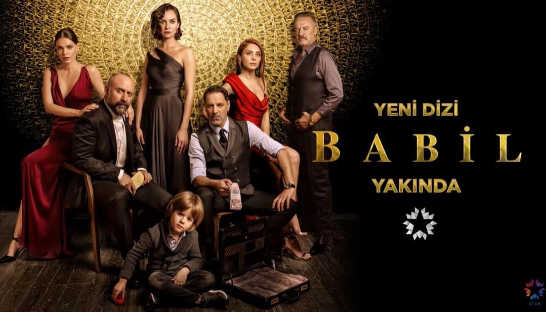 Babil dizisi oyuncu kadrosunda kimler var