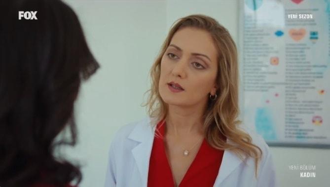 Kadın dizisi doktor Jale neden değişti yeni jale kim
