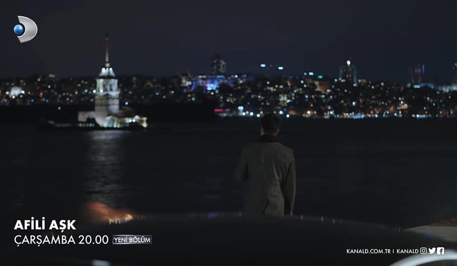Afili Aşk 22. Bölüm nerede çekiliyor 13 kasım