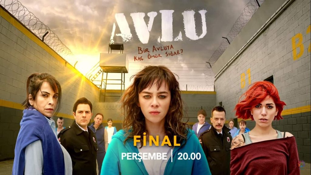 Avlu final bölümü ile star tv de