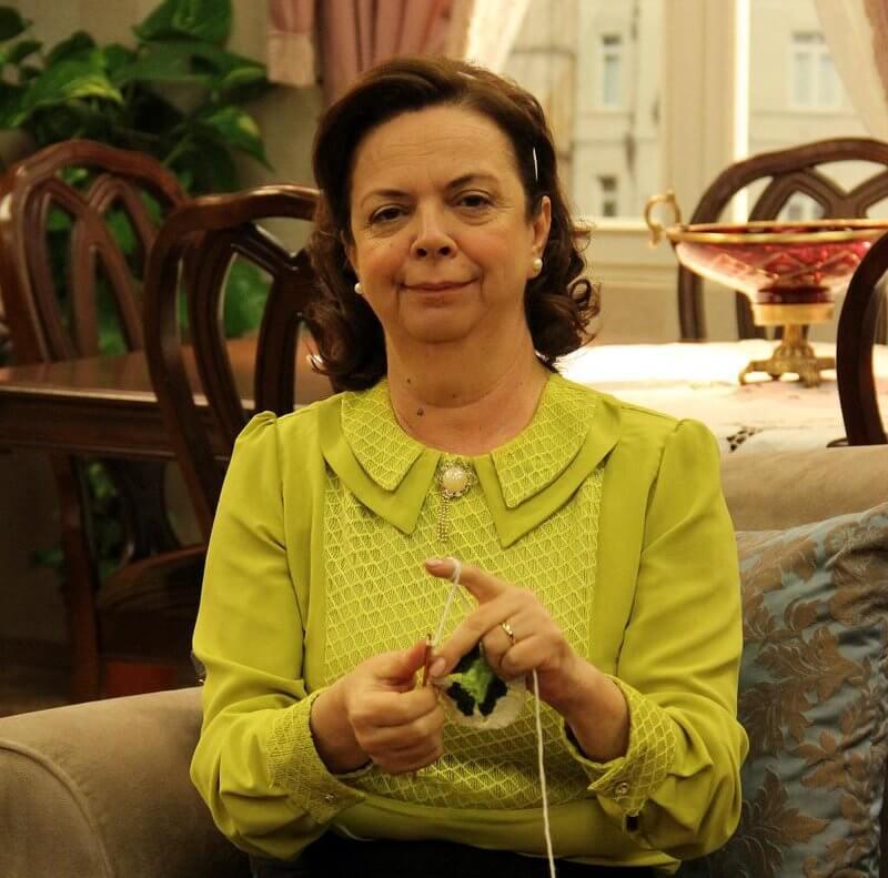 Her Yerde Sen dizisi Ayşe Tunaboylu