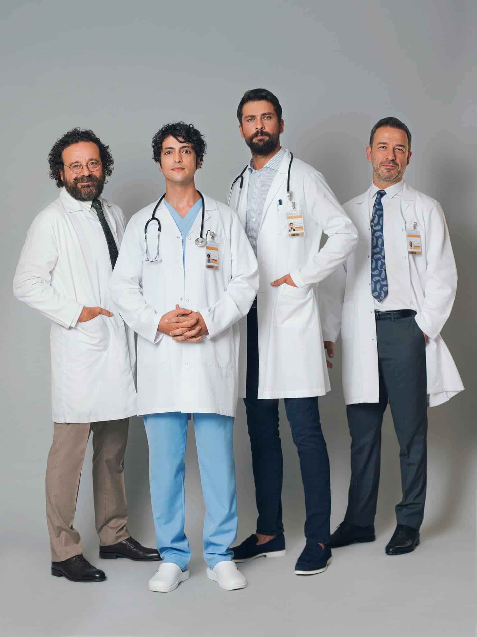 Mucize doktor dizisi oyuncuları