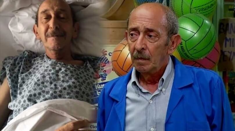 Seksenler bakkal Mehmet Ayberk Attila