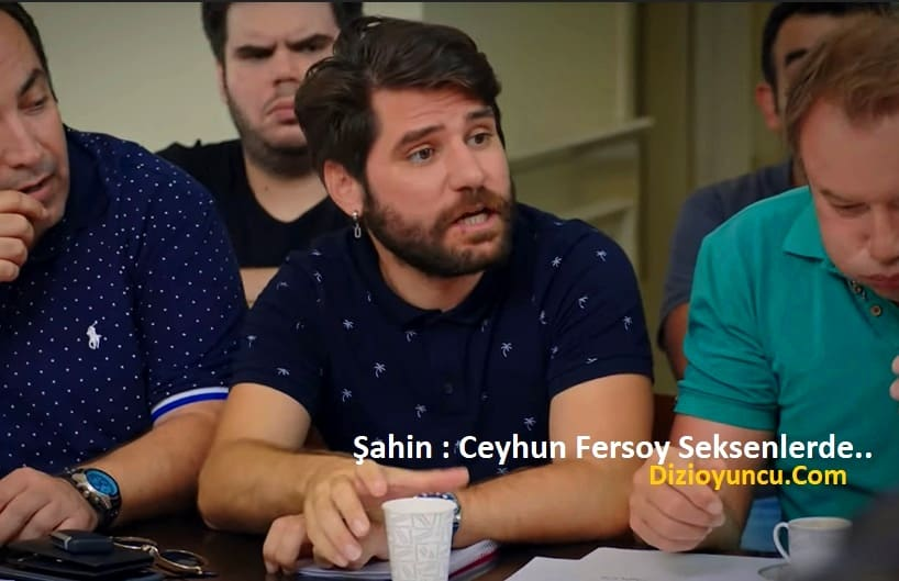 Seksenler dizisi Şahin Ceyhun Fersoy yeni sezonda kadroda