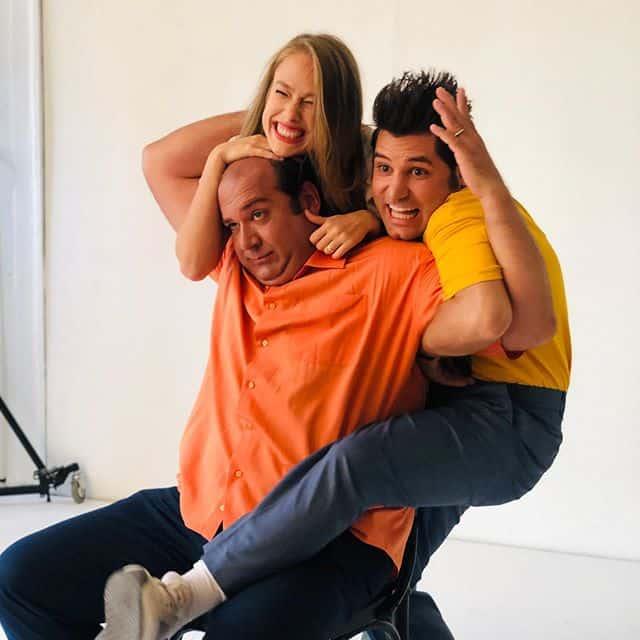 Seksenler dizisi 2019-2020 yeni sezon afiş çekimleri