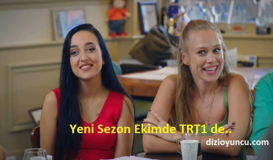 Seksenler dizisi 2019-2020 yeni sezon oyuncuları