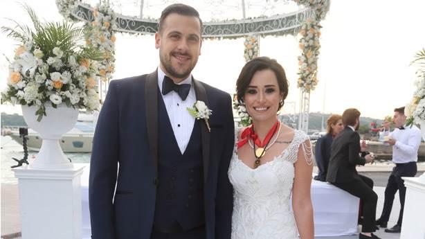Şampiyon dizisi Ümit Erdim ve eşi
