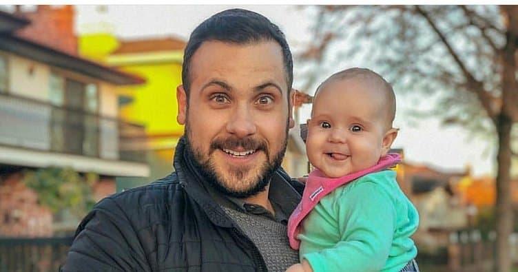 Şampiyon dizisi Ümit Erdim ve oğlu