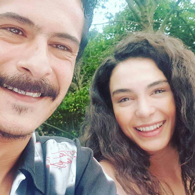 Şuursuz Aşk filmi setinden görüntüler