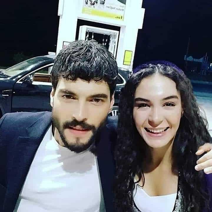 Akın Akınözü ve Ebru Şahin Gerçek Sevgili mi Aşk Yaşıyorlar