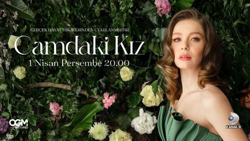 Camdaki Kız dizisi yeni sezonda 2021-2022