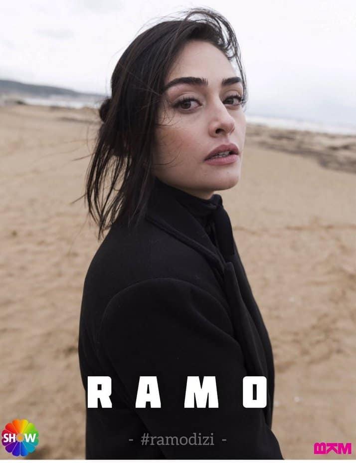 Ramo dizisi Sibel rolü Esra Bilgiç