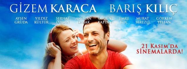 Seni Seviyorum adamın filmi Gizem Karaca