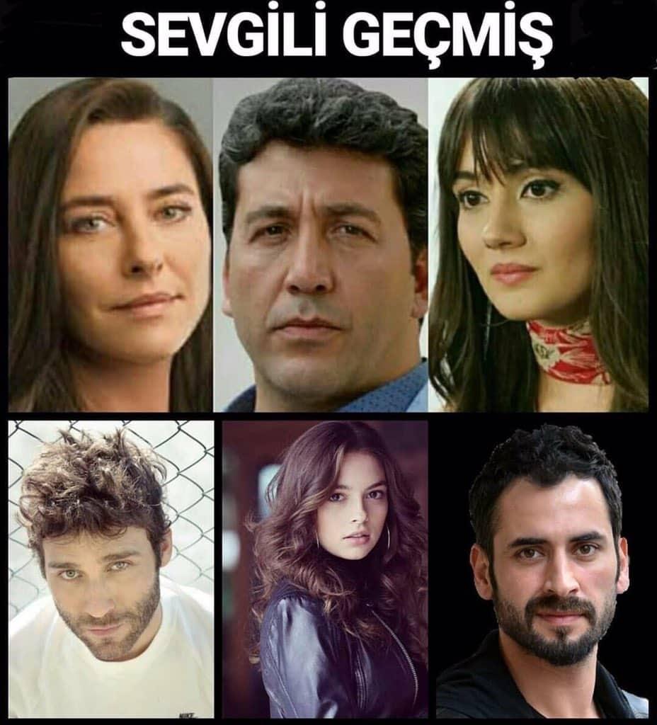 Sevgili Geçmiş dizisi oyuncu kadrosu ve karakterleri