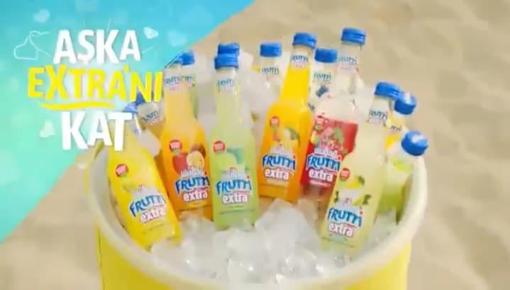 Uludağ frutti extra reklamı Aşka Ekstranı Kat şarkısı sözleri