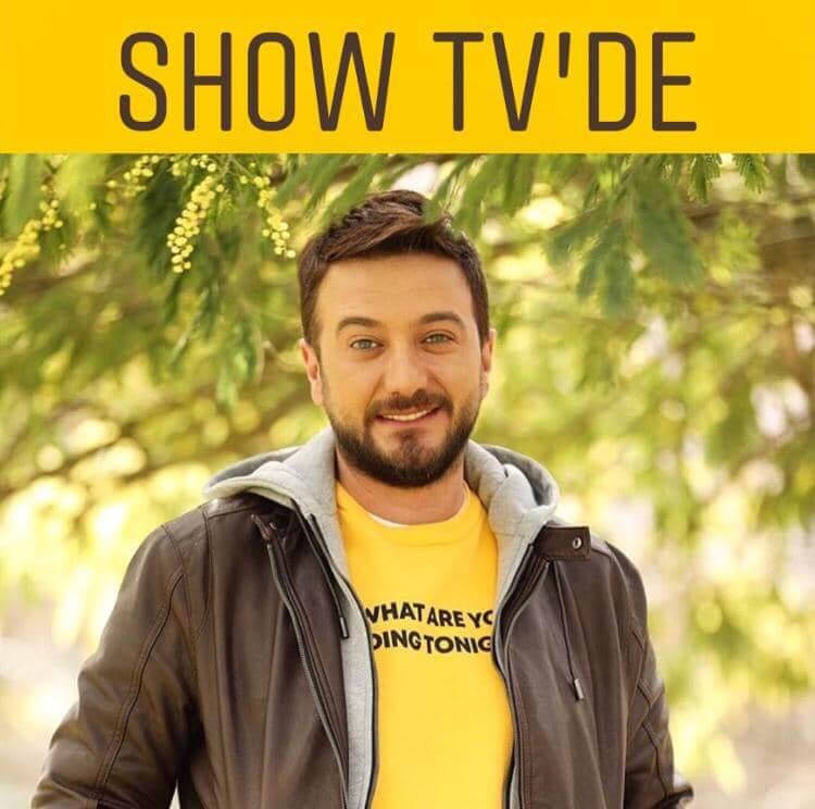 Yemekteyiz programından sonra Onur Büyüktopçu Show Tv ile anlaştı