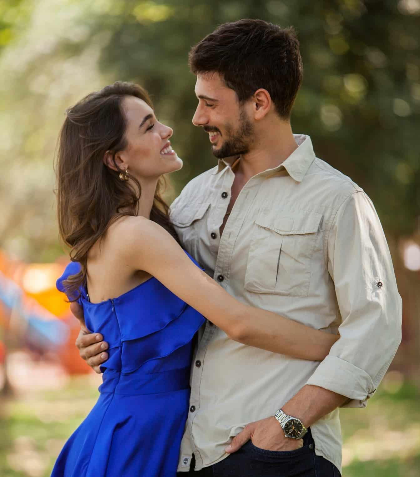 Aşk Ağlatır dizisinden ilk görüntüler geldi