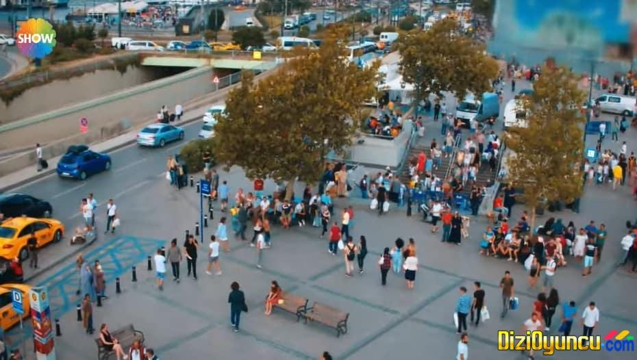 Aşk ağlatır dizisi İstanbulun çeşitli semlerinde çekiliyor