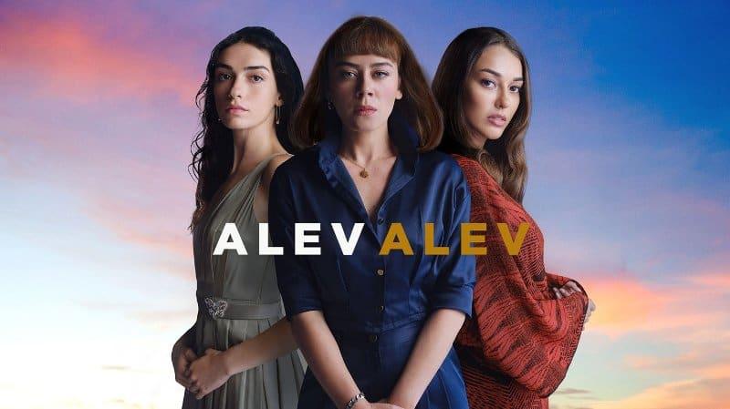 Alev Alev dizisi 2021 de Show Tv de