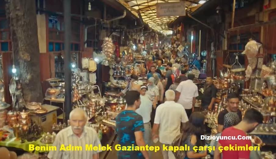 Benim Adım Melek dizisi Antep'in neresinde çekiliyor