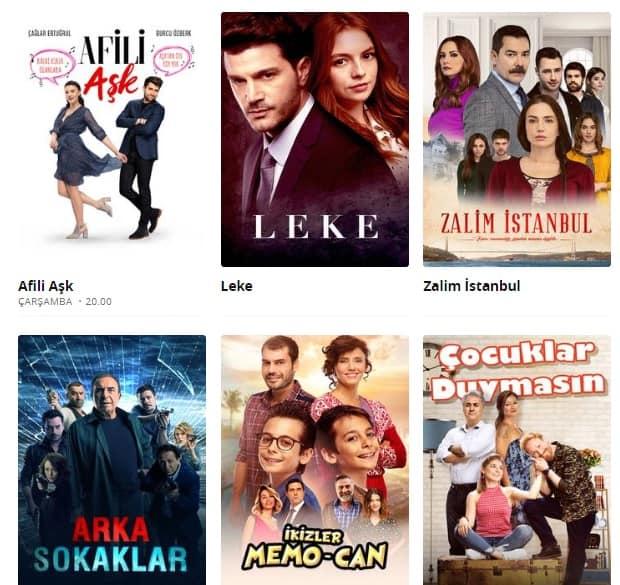 Kanal D 2019-2020 Yeni Sezon Dizileri