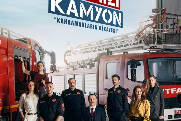 Kırmızı Kamyon dizisi 2021 de Show Tv de