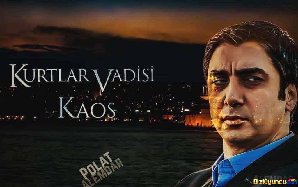 Kurtlar Vadisi Kaos dizisi oyuncuları 2019-2020