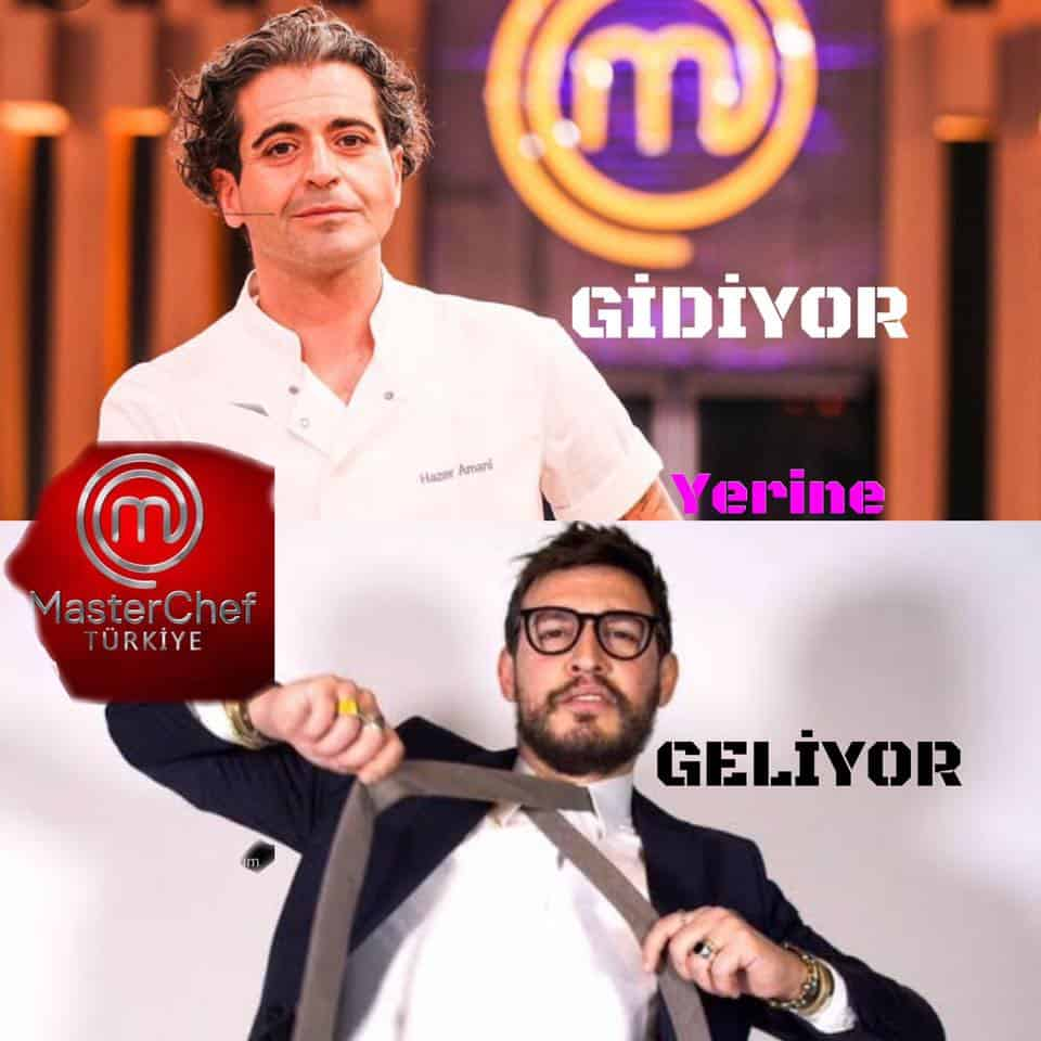 Masterchef Türkiye Yeni Sezon Şefler Değişti