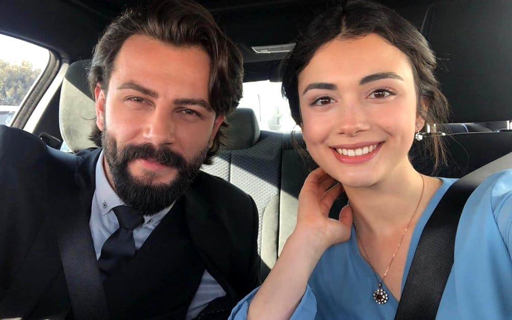Reyhan (Özge Yağız) ve Emir (Gökberk Demirci) Sevgili mi