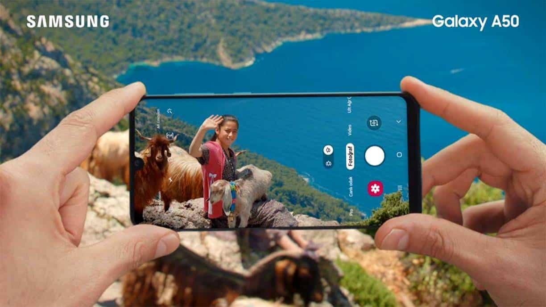 Samsung A70 Reklam Müziği Oyuncuları Nerede Çekildi