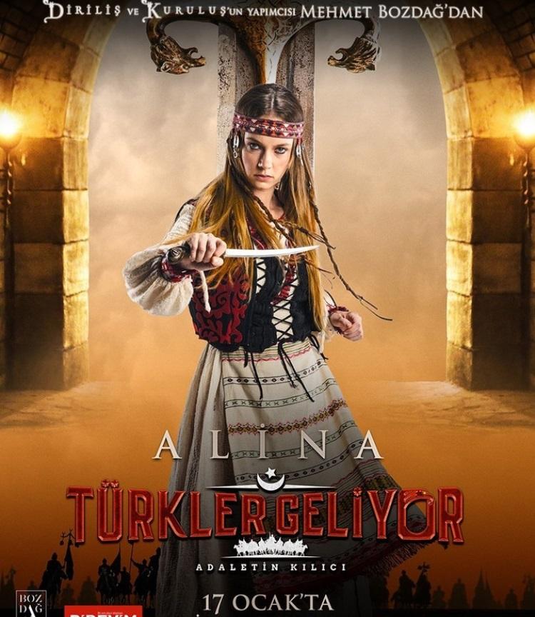 Türkler Geliyor Alina Kimdir