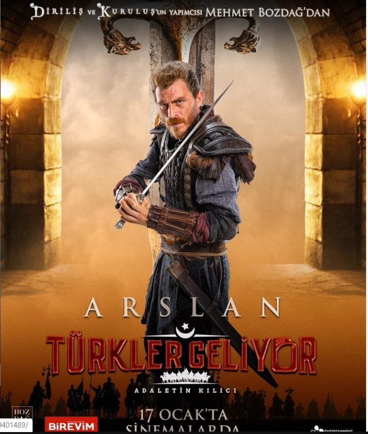 Türkler Geliyor Arslan kimdir