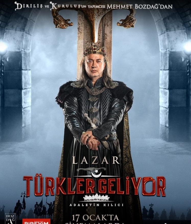 Türkler Geliyor Lazar kimdir