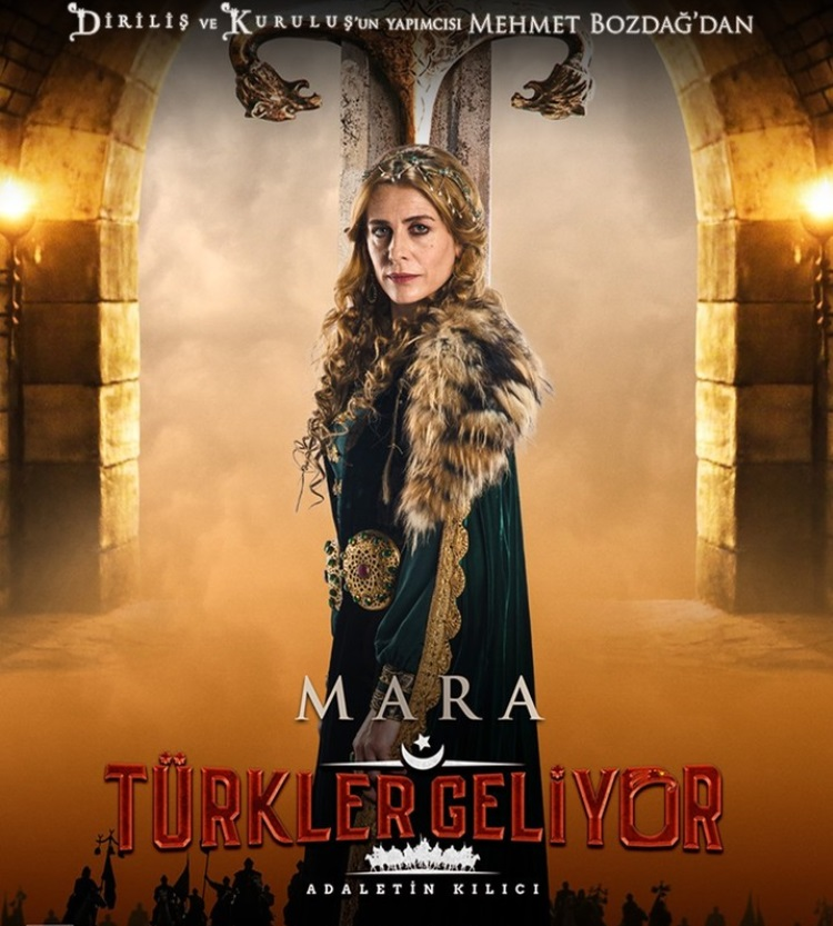 Türkler Geliyor Mara kimdir