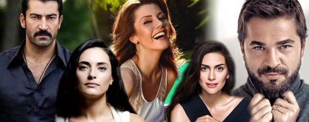 Yeni sezonda hangi dizide hangi oyuncu var 2019-2020