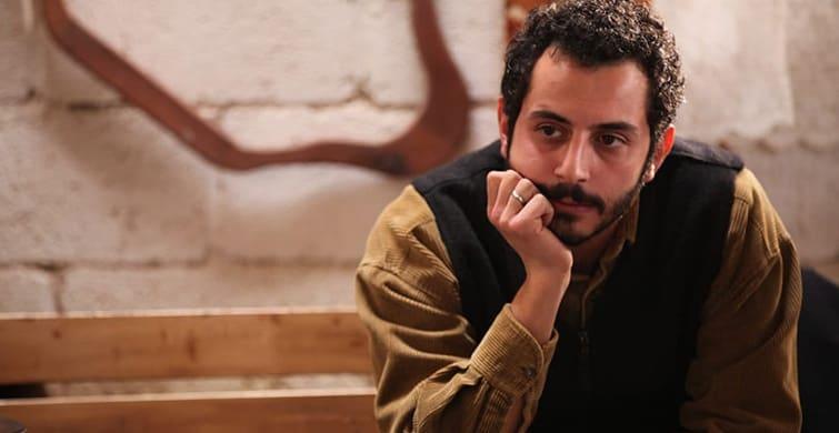 Ali Barkın Amacı Olmayan Grup Filminde