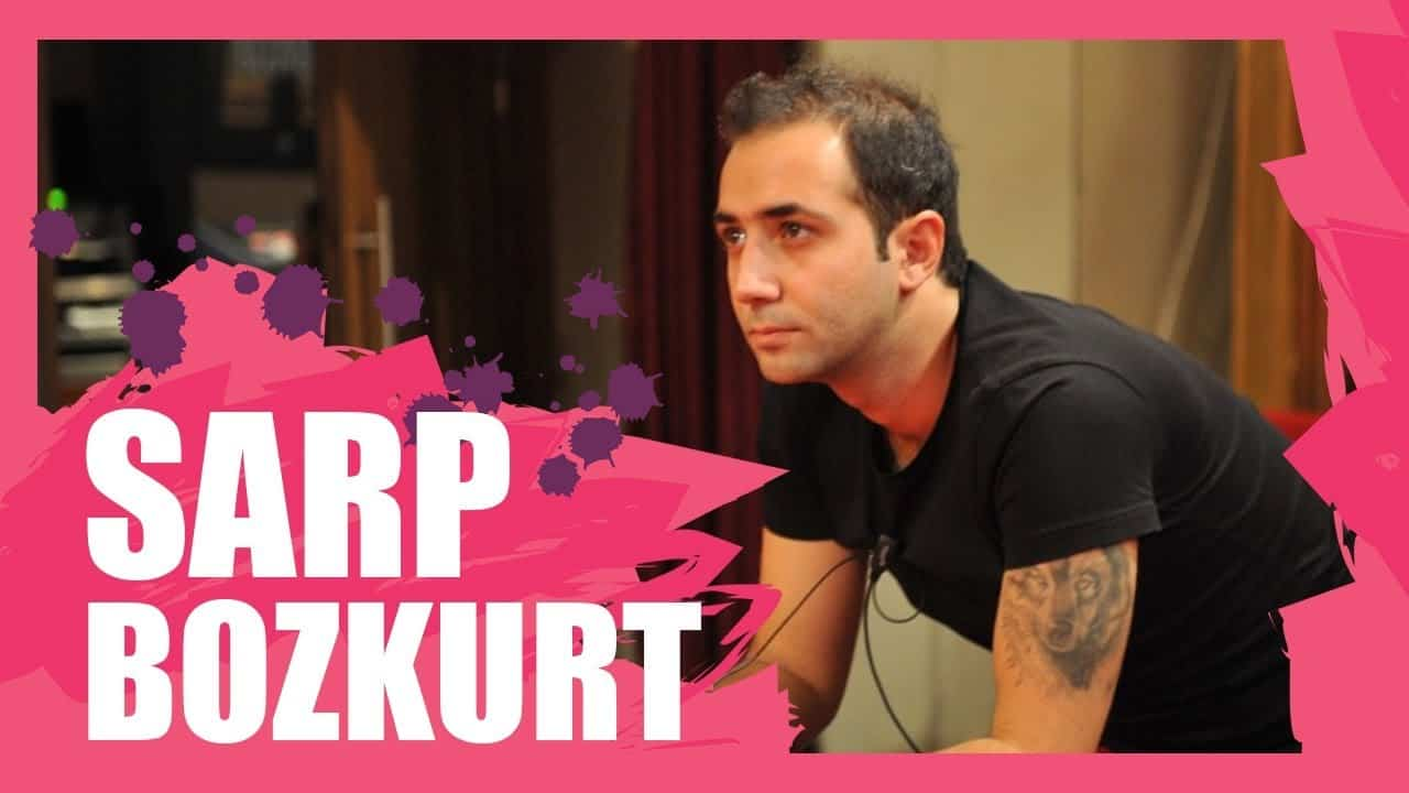 Amacı Olmayan Grup oyuncuları Sarp Bozkurt