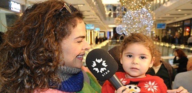 Gamze Topuz ve kızı Elis Naz