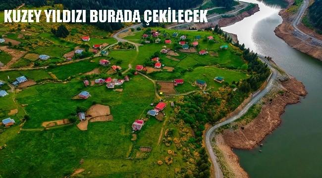 Kuzey Yıldızı dizisi Ordu ilimizde Çambaşı Yaylası Taşbaşı Obası Altınordu Boztepe mekanlarında çekilecek