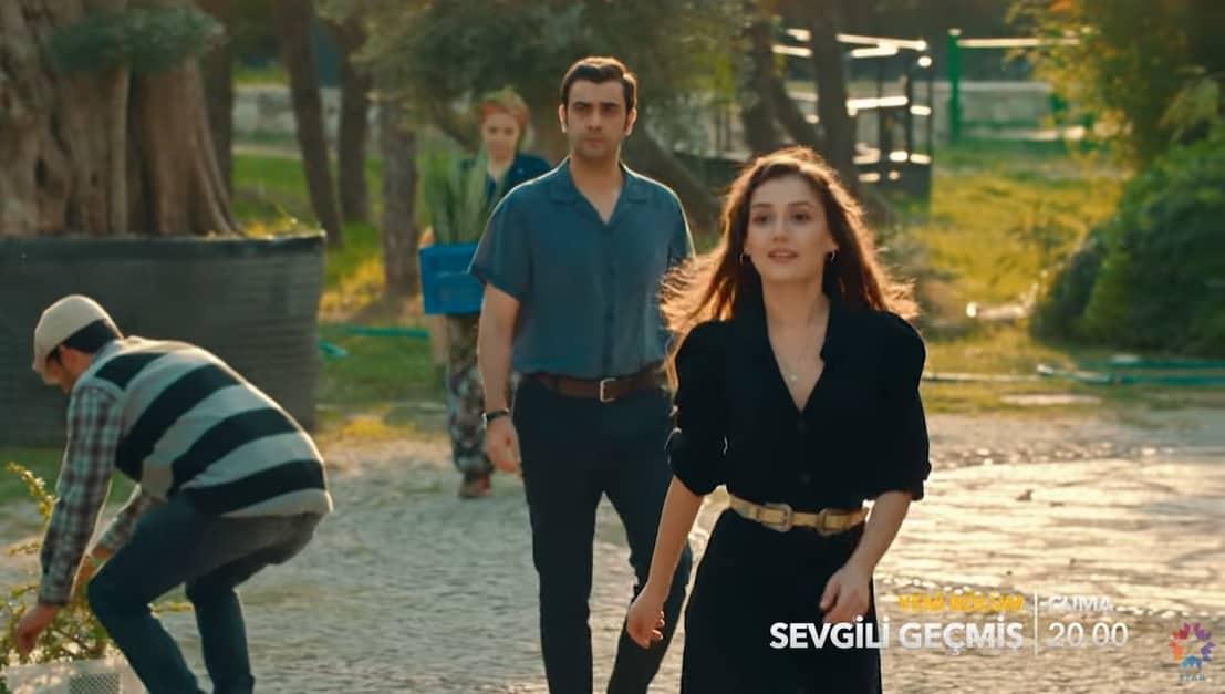 Sevgili Geçmiş 4. Bölüm nerede çekiliyor 15 Kasım cuma Güneşli Bahçe Kasabası