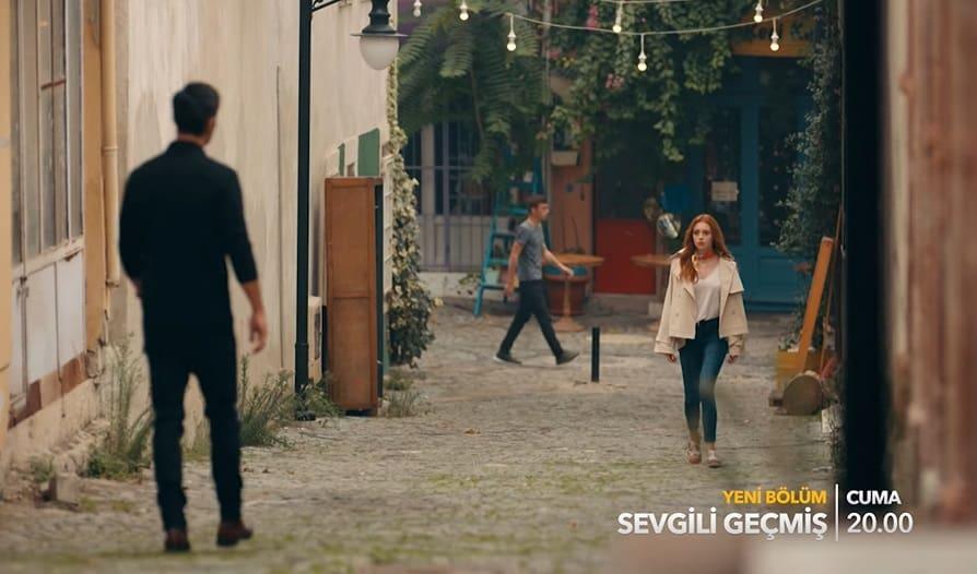 Sevgili Geçmiş Derenin gittiği yer sokak cadde