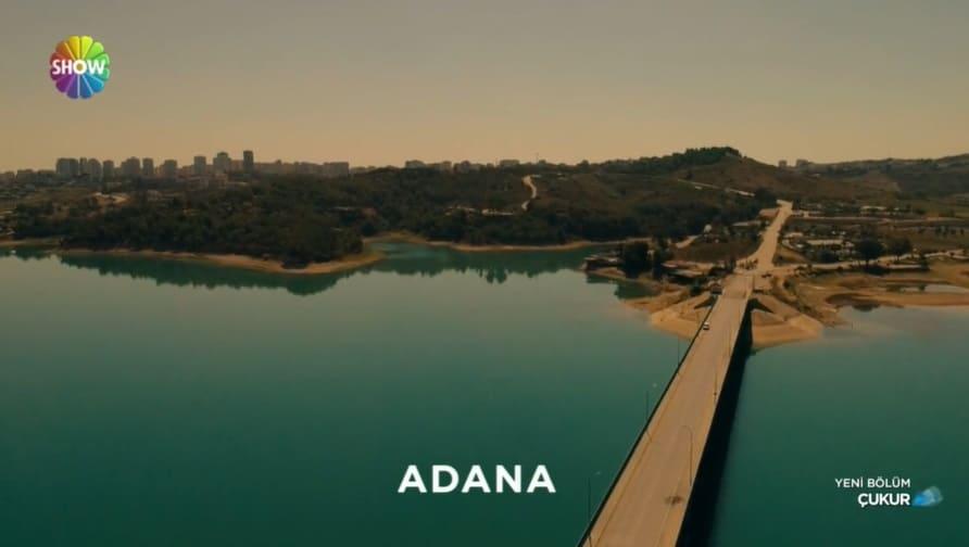 Çukur dizisi Adanada çekiliyor 3. sezonda