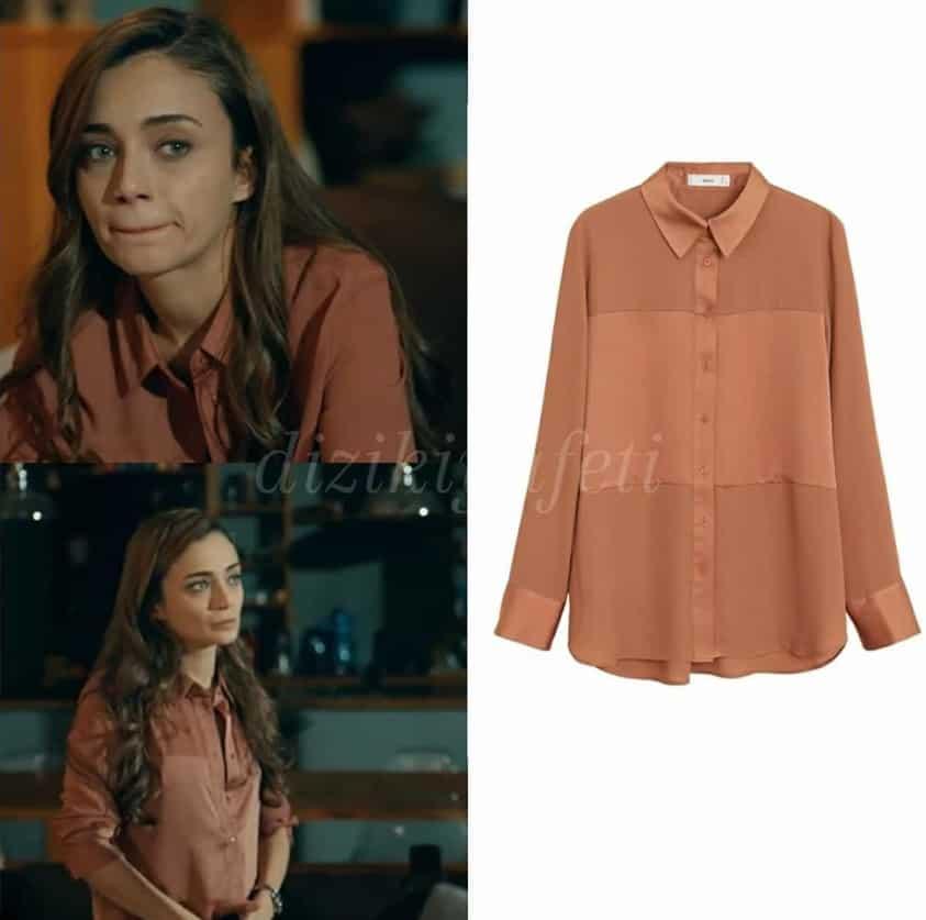 Çukur dizisinde Efsun 'un bluz markası