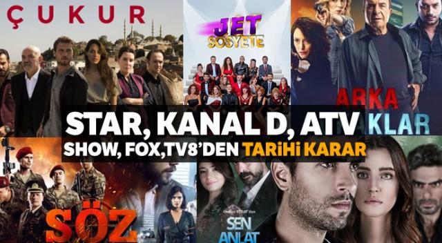 2019-2020 de erken final yapan diziler ve kanalları