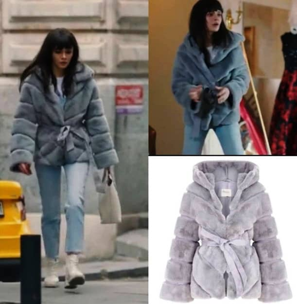 4 Mart mucize doktor Nazlı'nın ceket markası