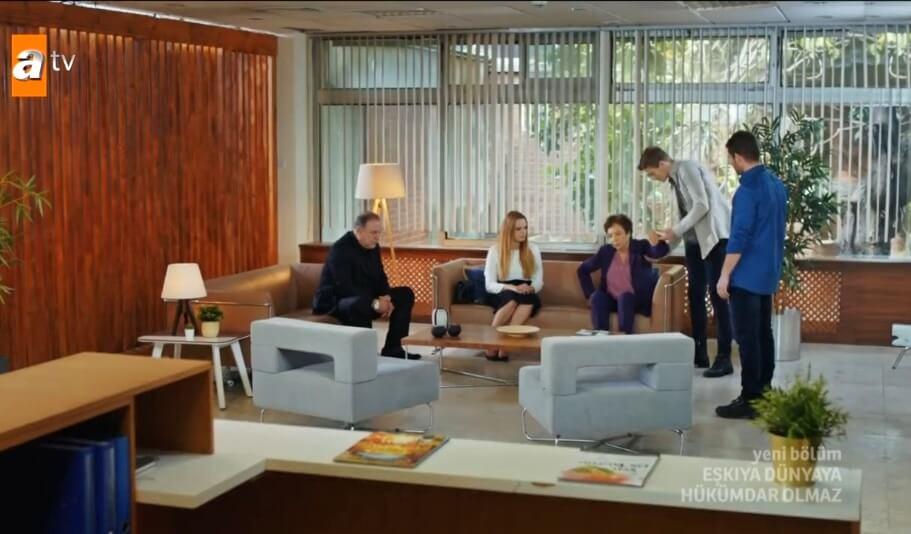 Eşkıya 142. bölüm 8 Ekim salı yeni ev otel neresi