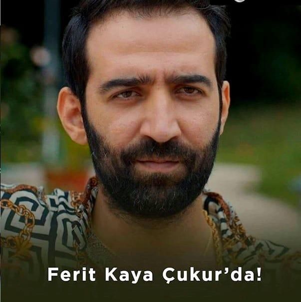 Ferit Kaya Murtaza karakteri ile Çukur dizisinde