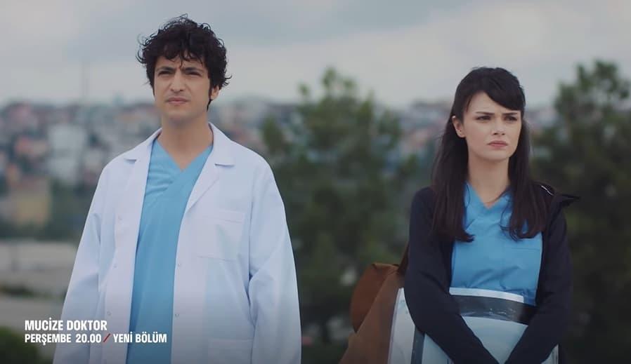 Mucize Doktor 4. Bölüm Kıyafetleri Elbiseleri