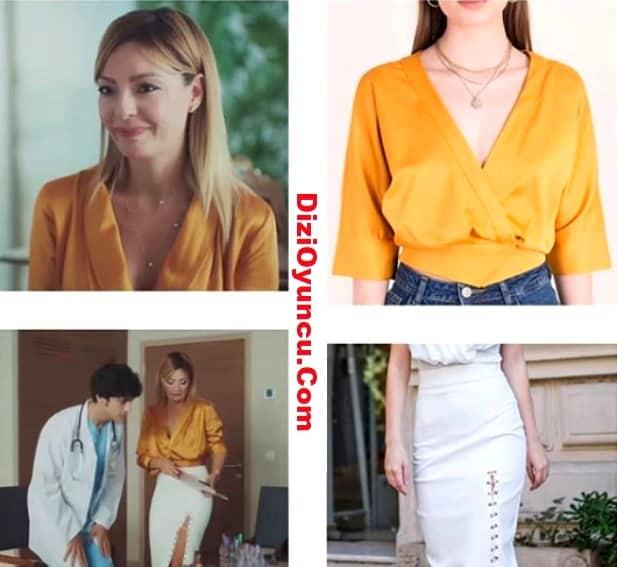 Mucize Doktor Kıvılcım kıyafeti elbise markası modeli