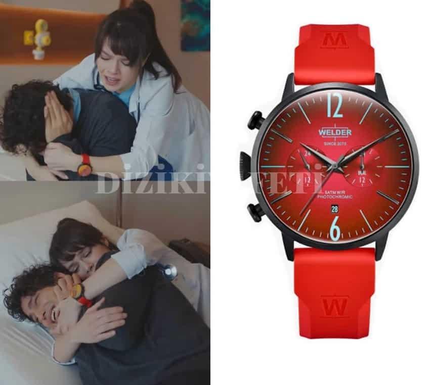 Mucize Doktor dizisinde Nazlı'nın kullandığı Saat Welder Watch